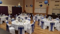 Chair cover & Linen hire